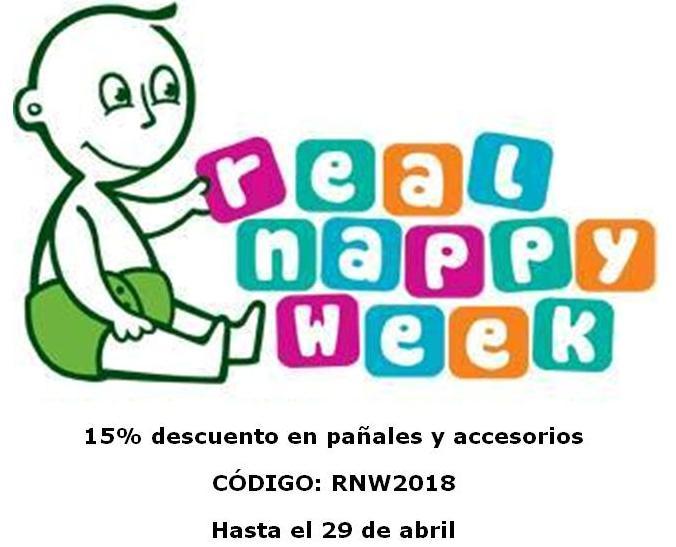 Promoción RNW 15% descuento codigo RNW2018